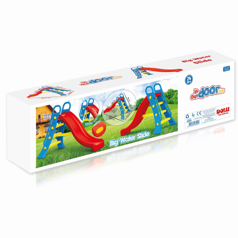 Tobogan mare pentru copii - viu colorat imagine