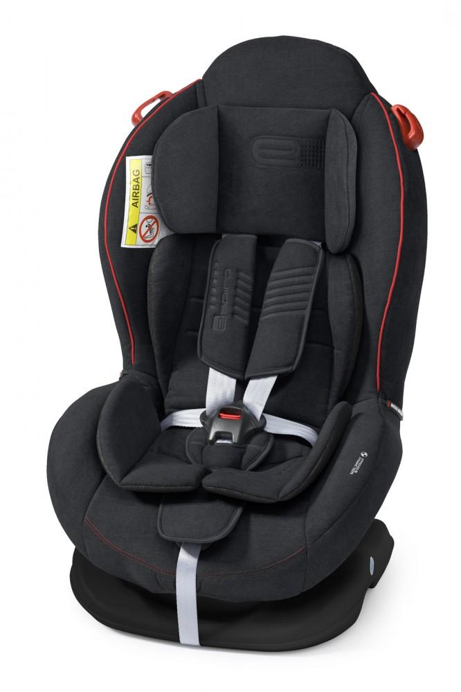 Espiro Delta scaun auto 0-25 kg - 10 Onyx 2019 imagine