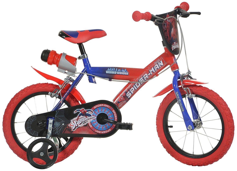 Bicicleta copii 16`` SPIDERMAN