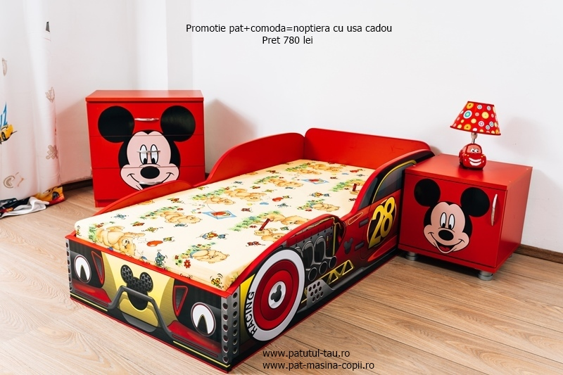 Pachet promotional Mickey