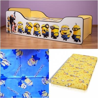 Oferta pat copii Minioni