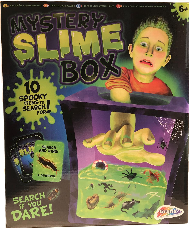 Cutia misterioasa cu slime