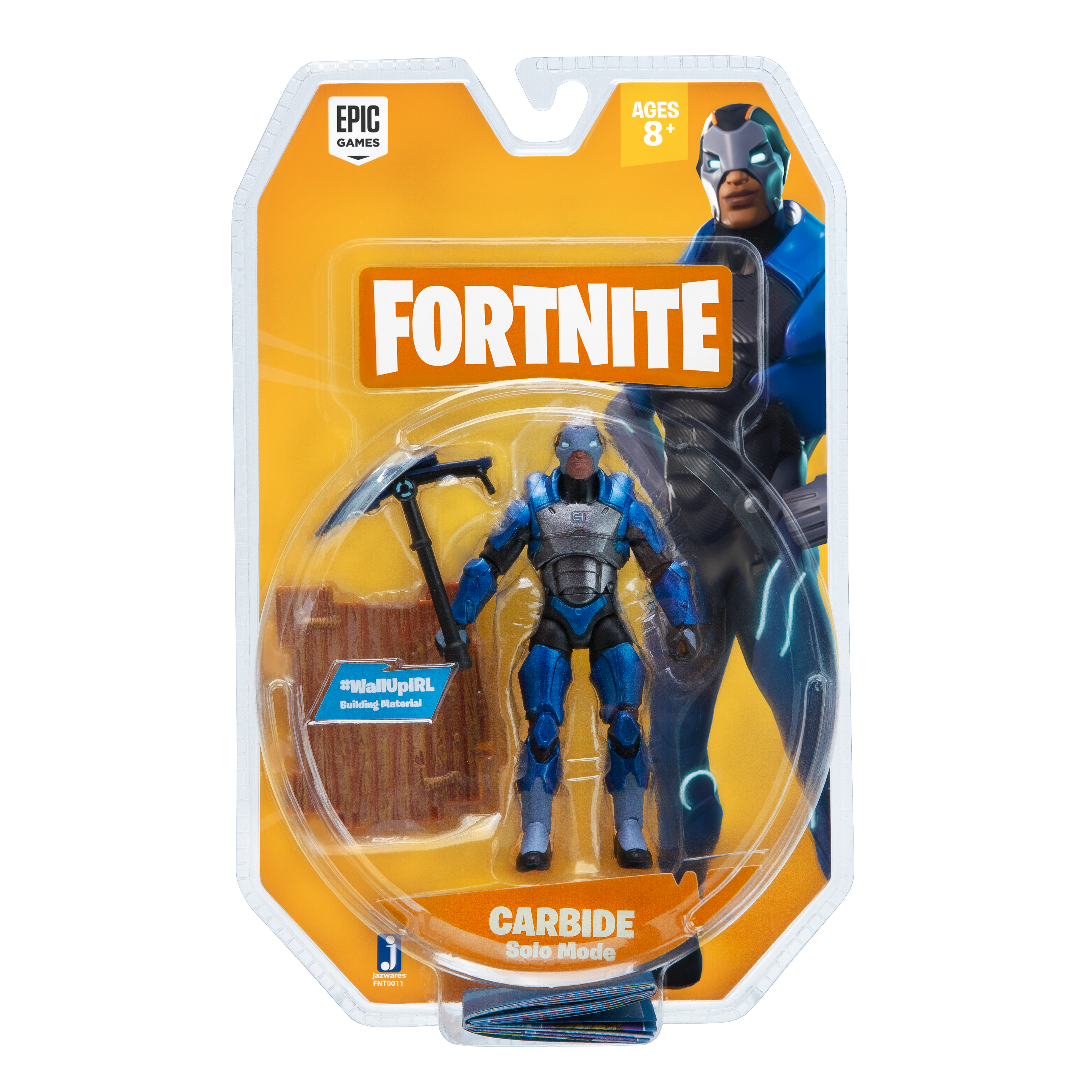 FNT - 1 Figure Pack (Solo Mode Core Figure ) (Carbide) S1
