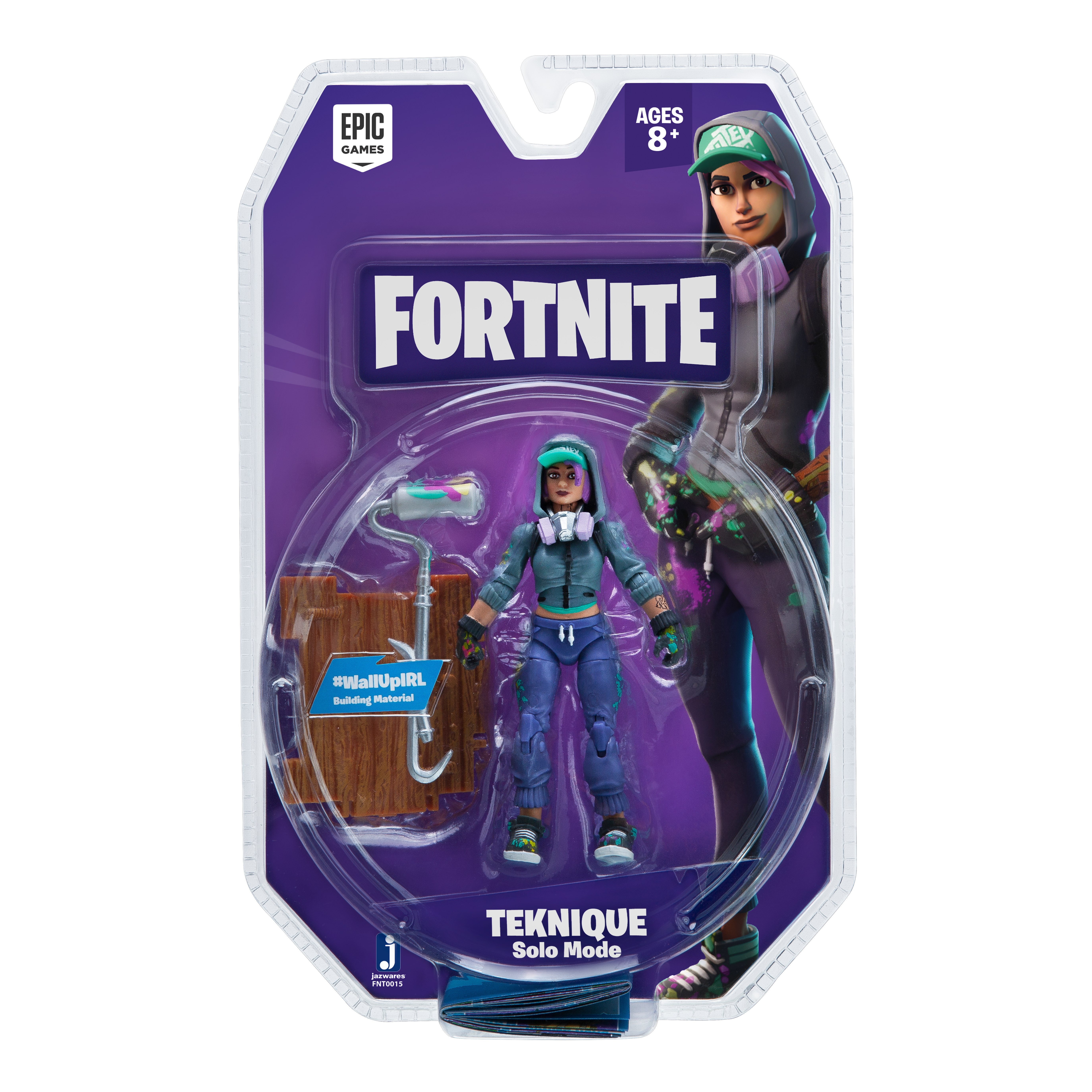 FNT - 1 Figure Pack (Solo Mode Core Figure ) (Teknique) S1