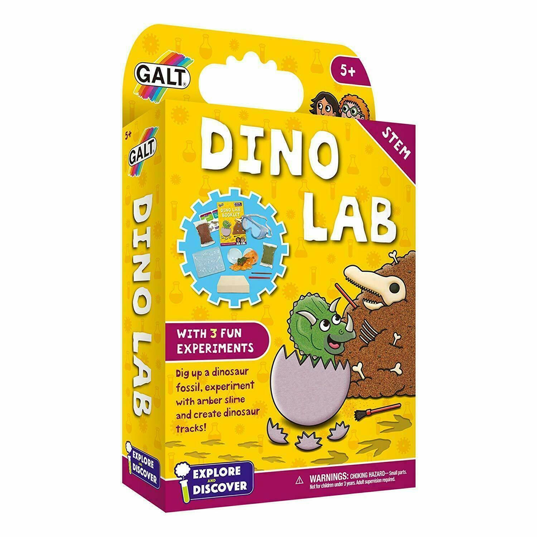 Set experimente - Dino Lab