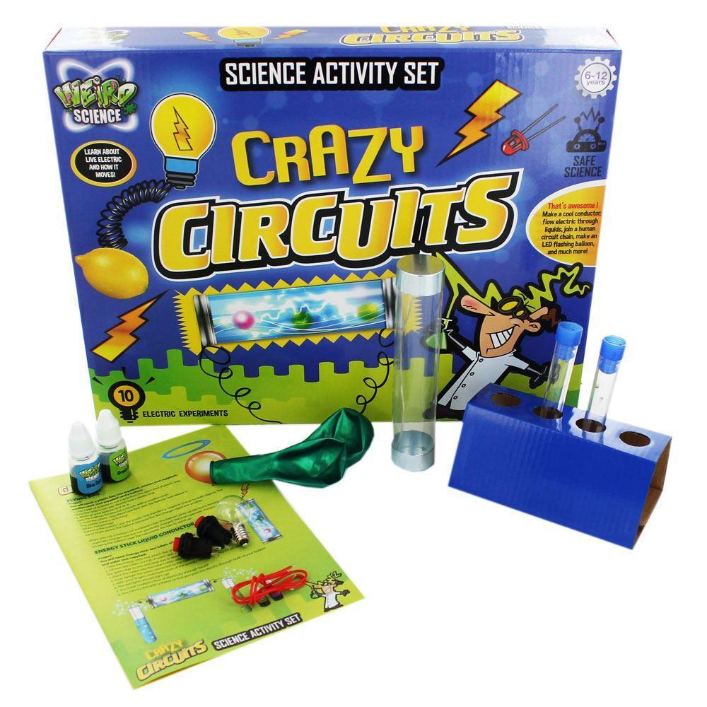 Set experimente - Circuite electrice