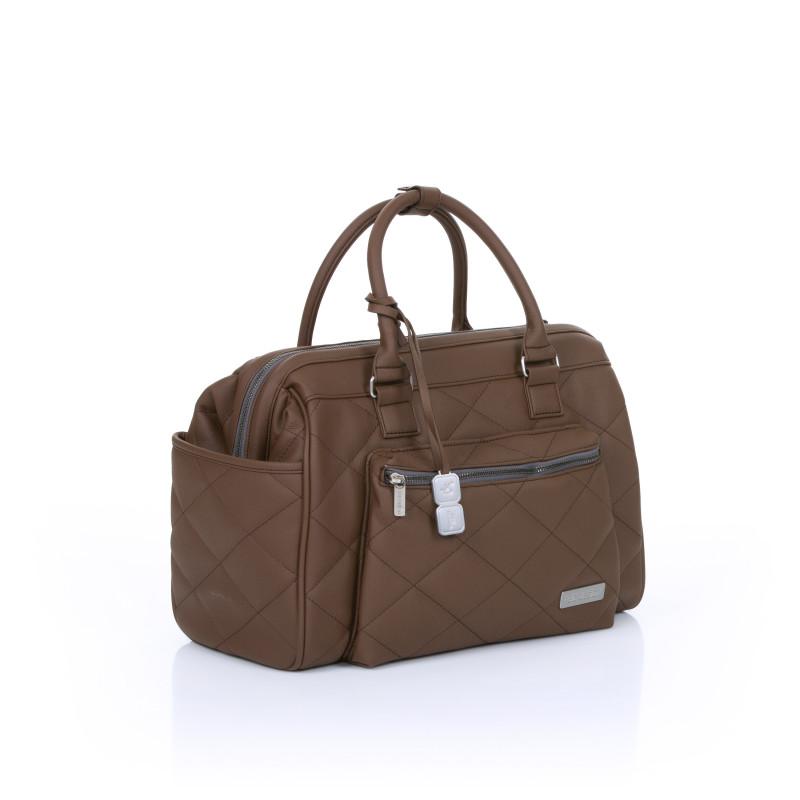 Geanta Style Brown Abc Design 2019 imagine