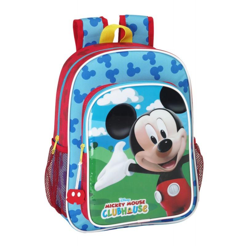 Ghiozdan junior Mickey Mouse imagine