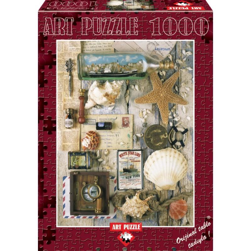 Puzzle 1000 piese - REMINISCENCES imagine
