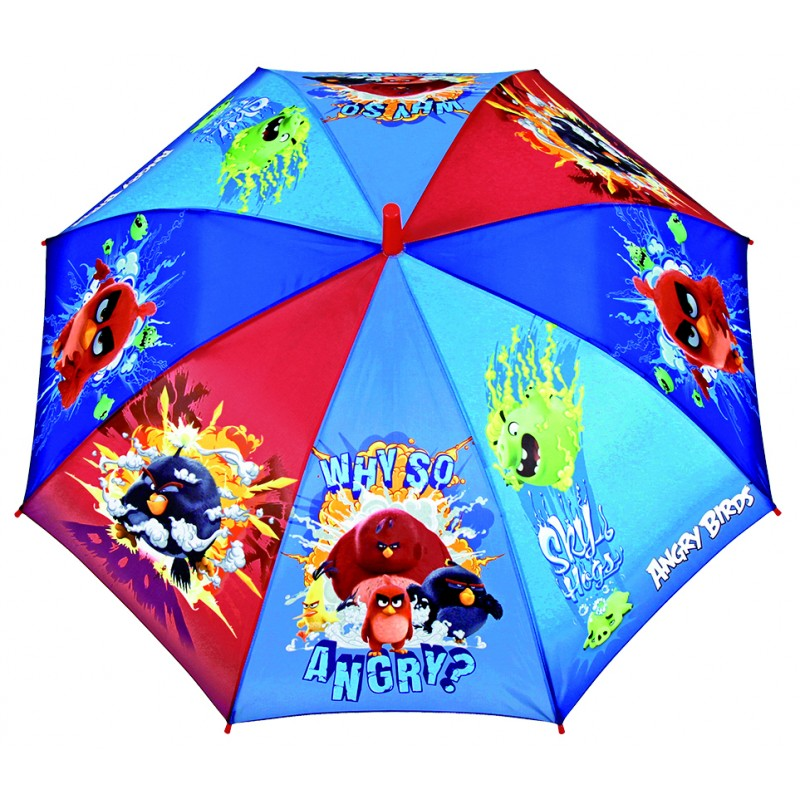 Umbrela automata baston - Angry Birds imagine