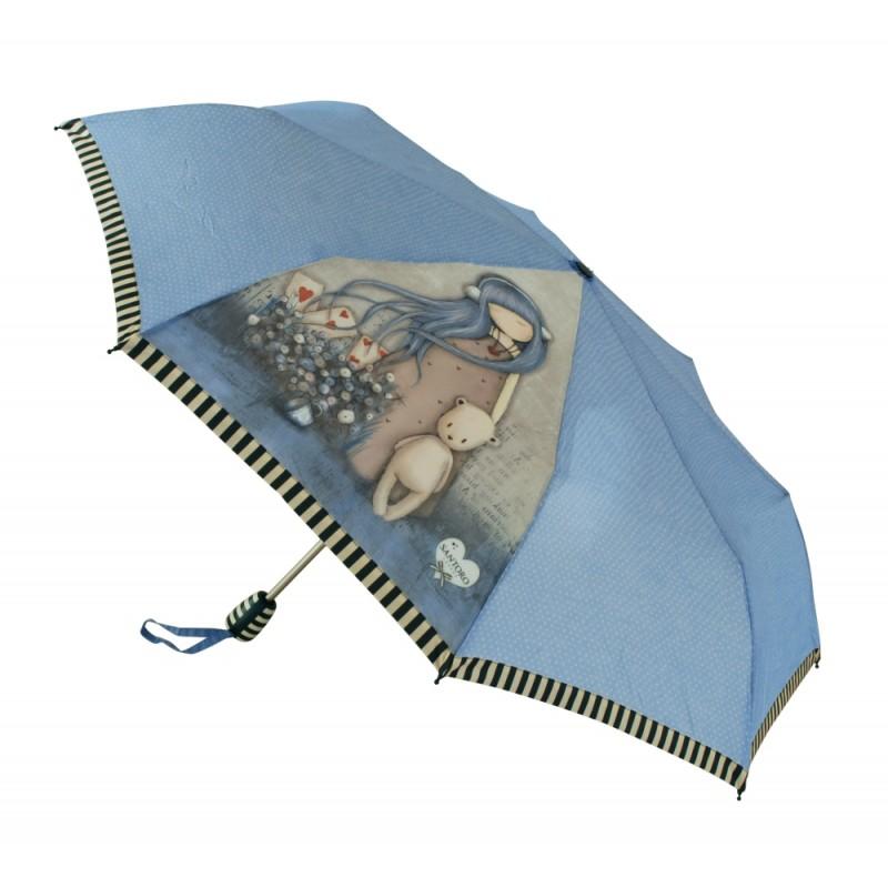 Umbrela automata pliabila Gorjuss Dear Alice imagine