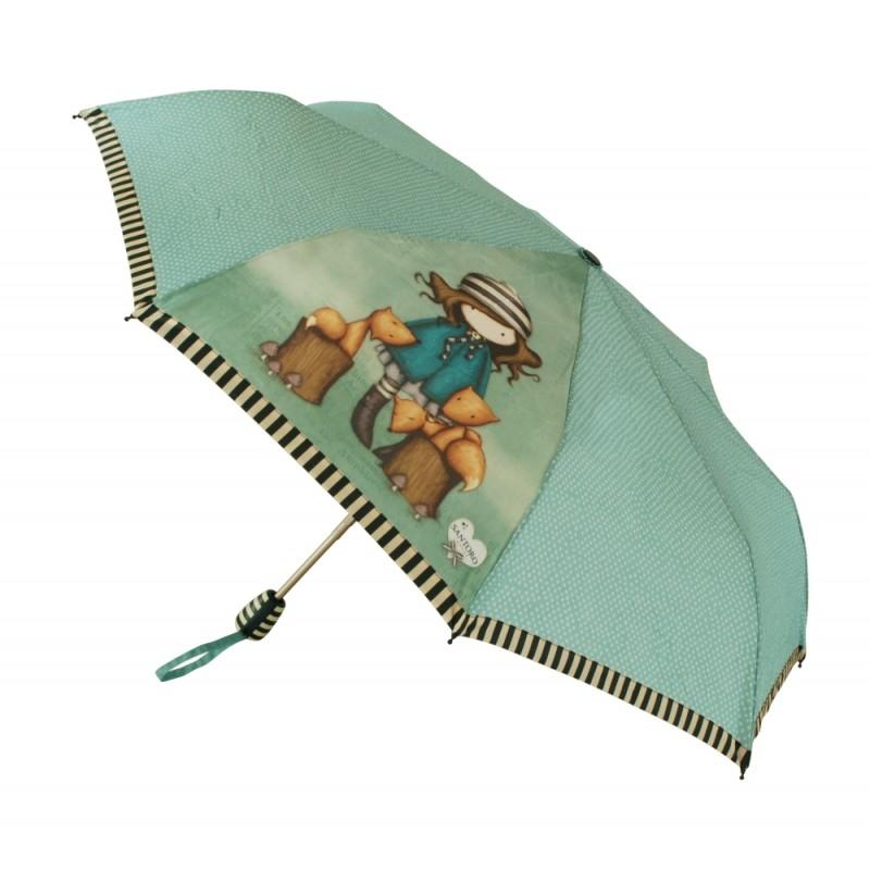Umbrela automata pliabila The Fox imagine