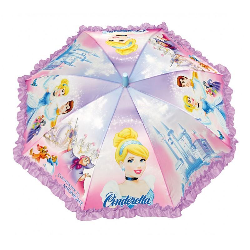 Umbrela manuala baston, cu volan - Princess imagine