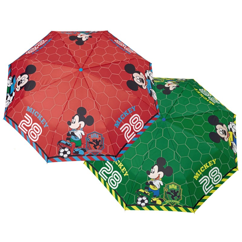 Umbrela manuala pliabila (2 modele) - Mickey imagine