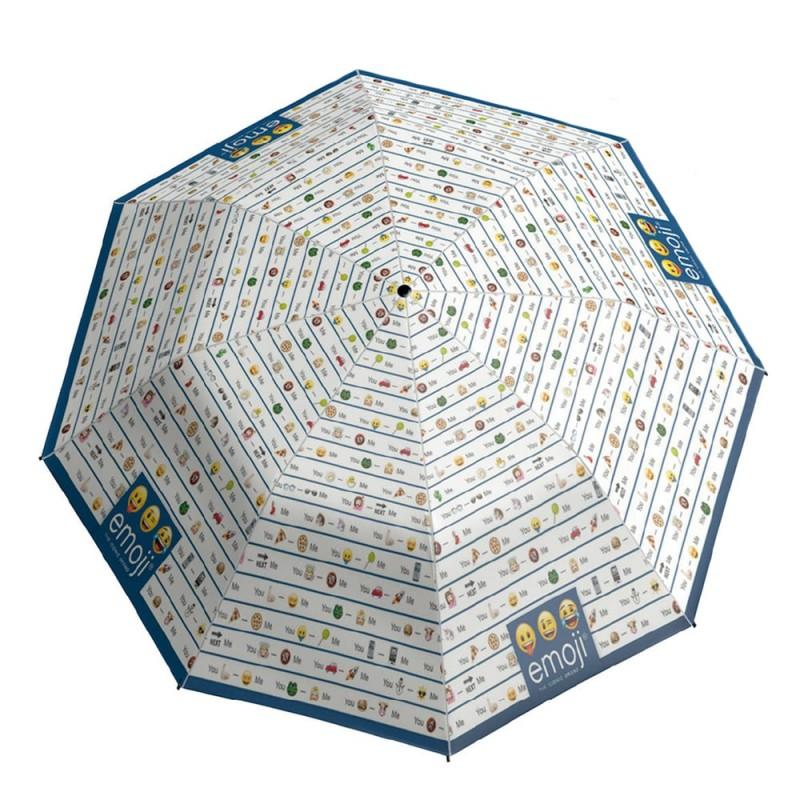 Umbrela manuala pliabila (2 modele) - Smiley imagine