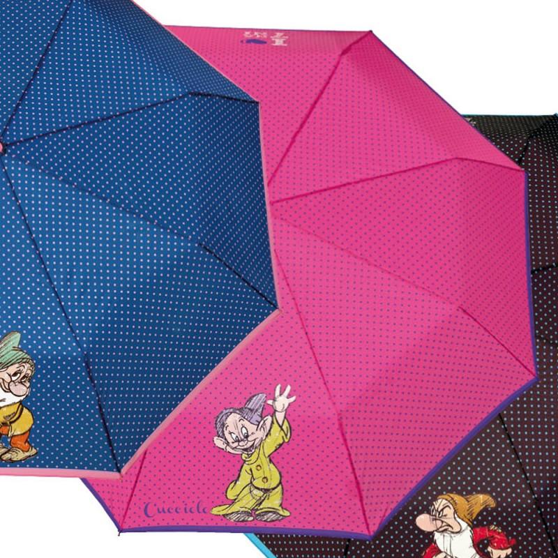 Umbrela manuala pliabila (3 modele) - Cei 7 pitici imagine