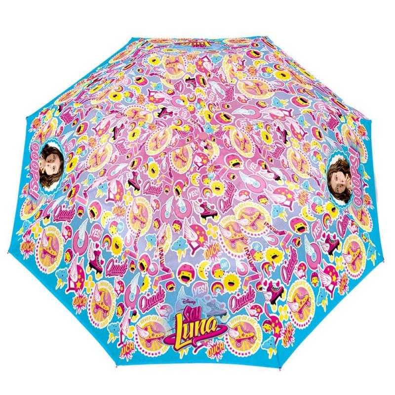 Umbrela manuala pliabila - Soy Luna imagine