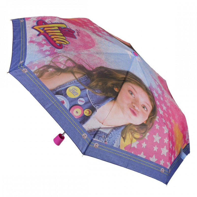 Umbrela pliabila copii - Soy Luna imagine