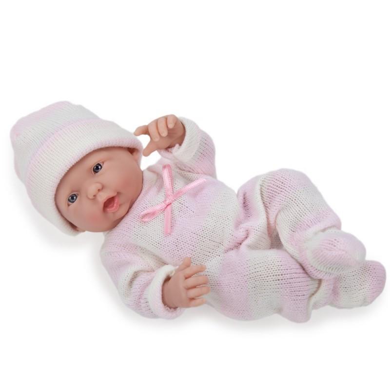 Jucarie Bebe nou nascut fetita vesela
