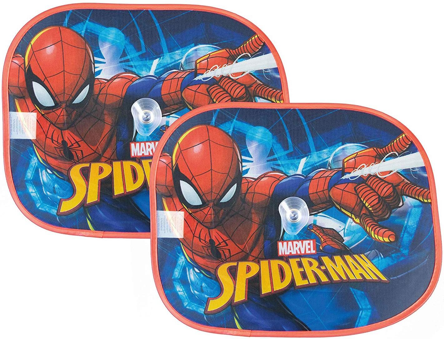Set 2 parasolare auto Spiderman imagine