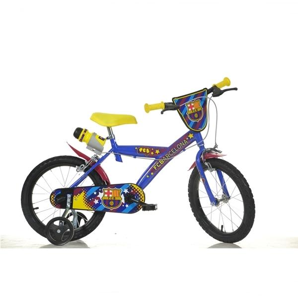 Bicicleta FC Barcelona 14' - Dino Bikes