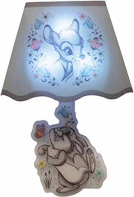 Decoratiune pentru perete cu led Bambi