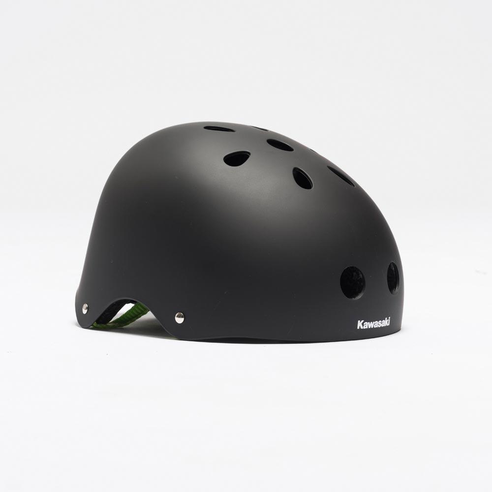 Casca copii BMX black Kawasaki imagine