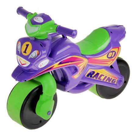 Motocicleta de impins MyKids Racing 0139/6 Mov Verde imagine