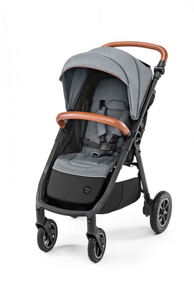 Baby Design Look AIR carucior sport 07 Gray