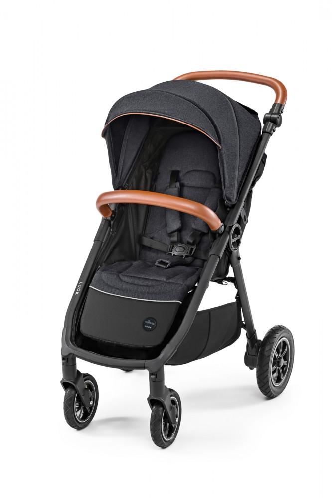 Baby Design Look AIR carucior sport 10 Black