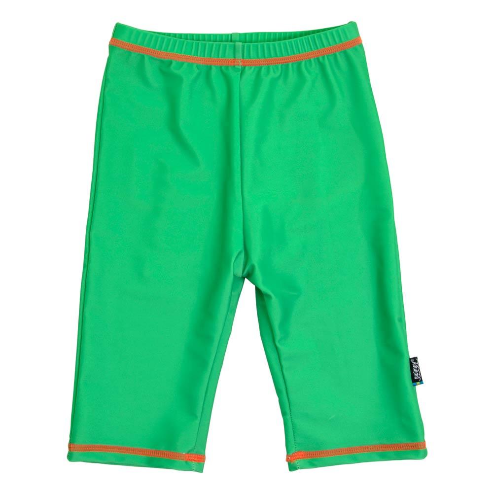 Pantaloni de baie Funny Fish marime 110- 116 protectie UV Swimpy