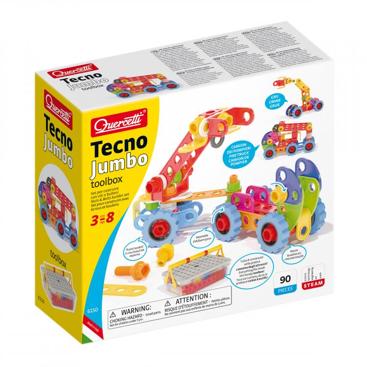Techno Jumbo toolbox