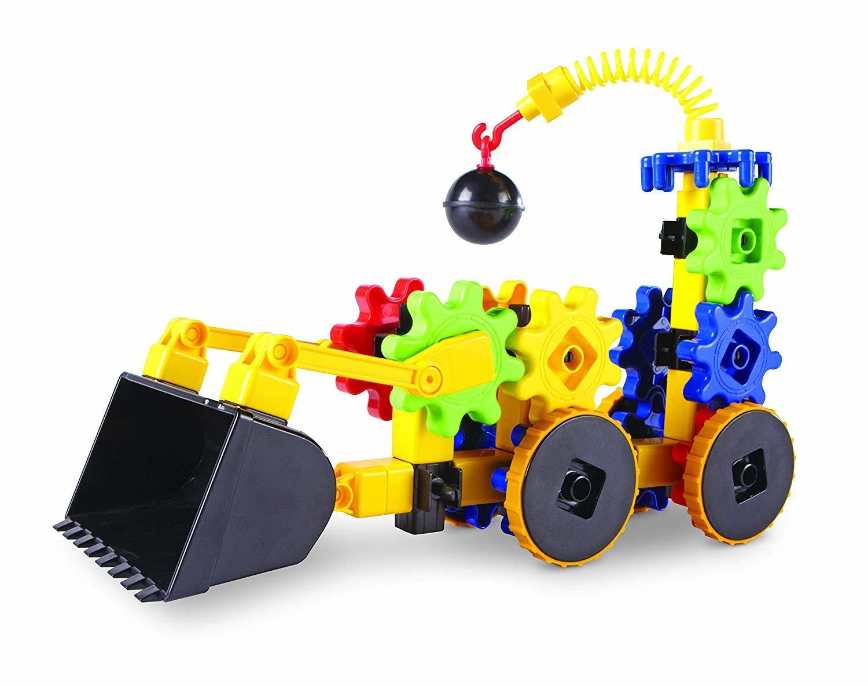 Set de constructie - Gears! Primul meu buldozer imagine