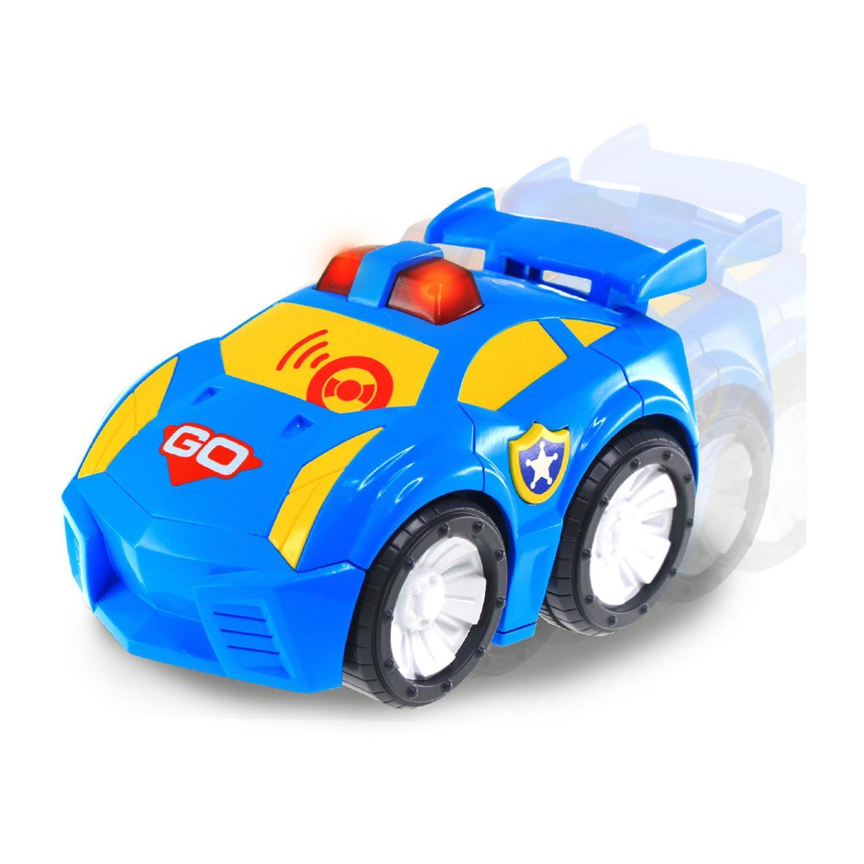 Masinuta de politie - GO GO