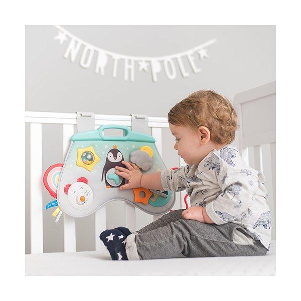 Centru de activitati muzical 'Pinguinul magic' Taf Toys imagine