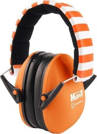Alpine Muffy Casca impotriva zgomotului antifon - orange