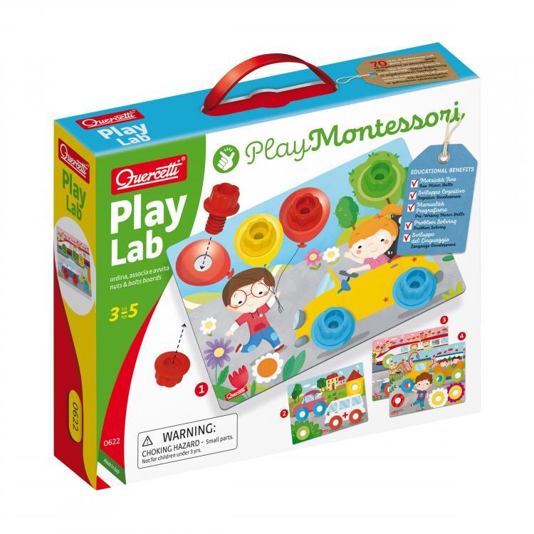 Play Lab Montessori imagine
