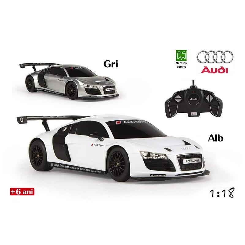 CB-Jucarie masina Audi R8 cu radiocomanda