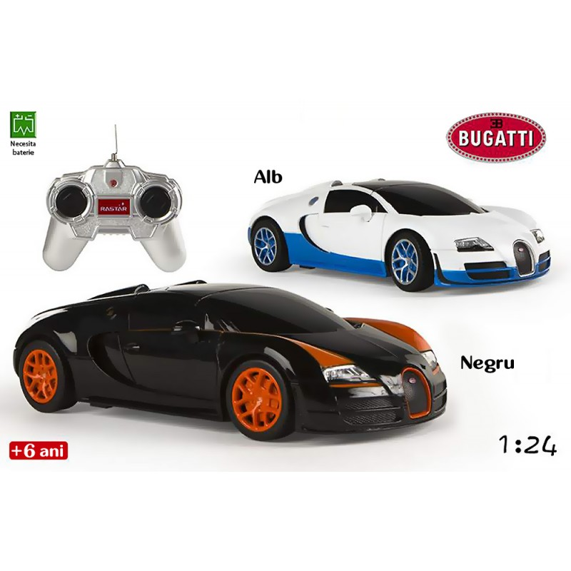 CB-Jucarie Masina Bugatti Veyron 16.4