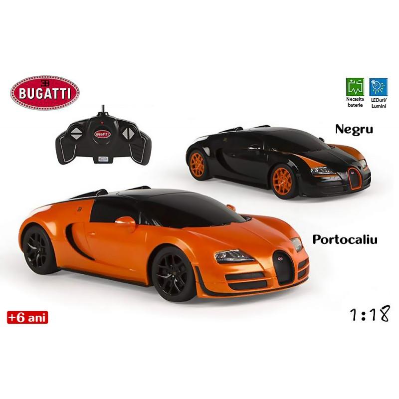 CB-Masina Bugatti Veyron 16.4 Grand Sport Vitesse