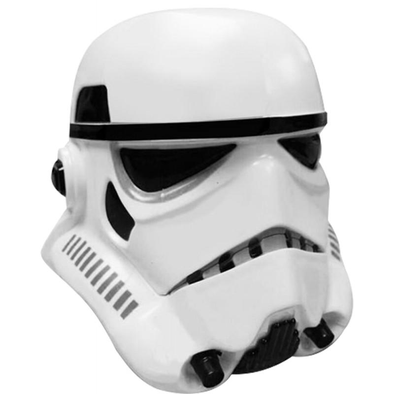 Ceas digital in cutie 3D Storm Trooper imagine