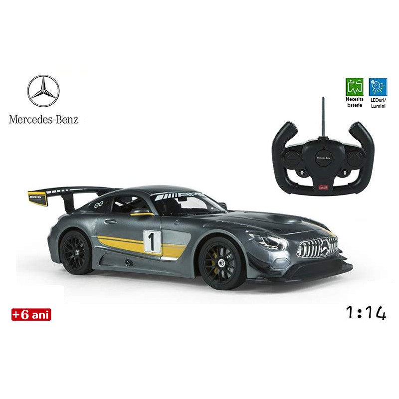 Jucarie masina Mercedes AMG GT Performance (mare) imagine