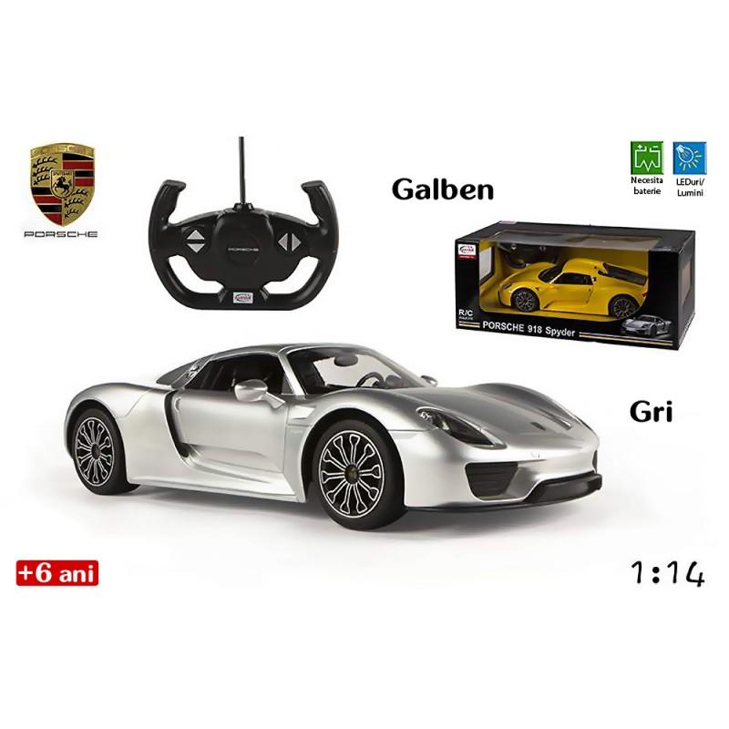 Jucarie masina Porsche 918 Spyder (mare)