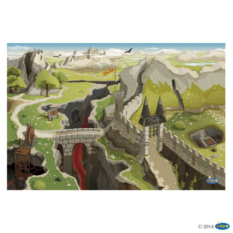 Papo - Covoras de Joaca- Lume medievala imagine