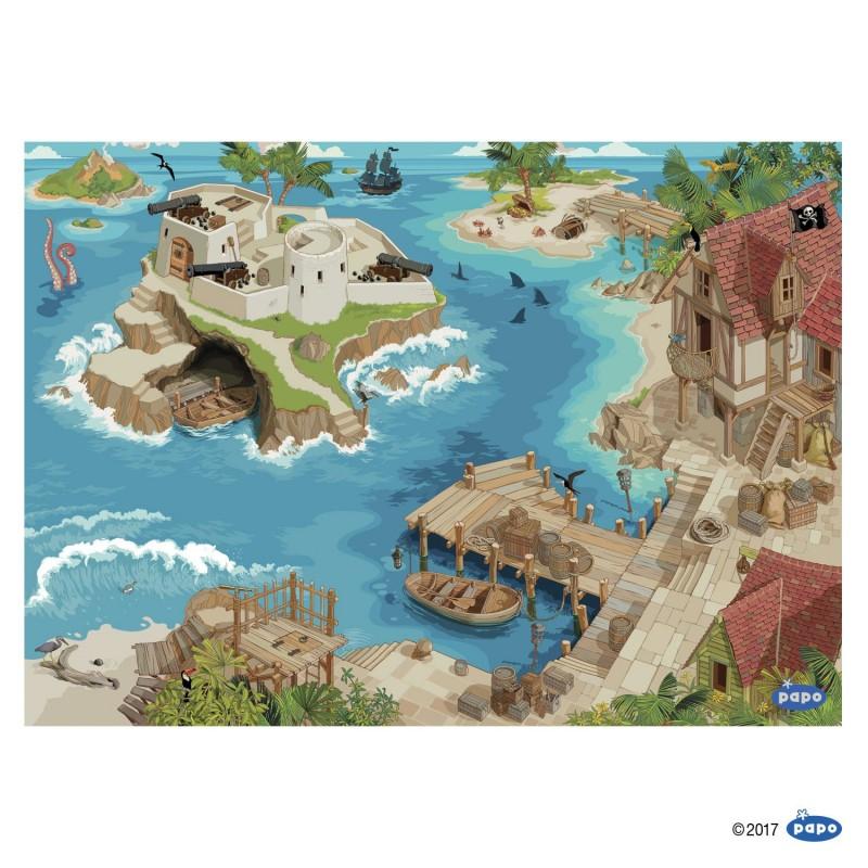 Papo - Covoras de Joaca- Pirati imagine