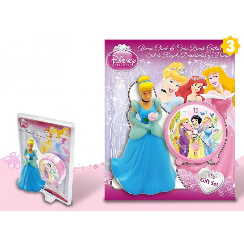 Set cadou ceas masa+pusculita Princess-Cenusareasa imagine