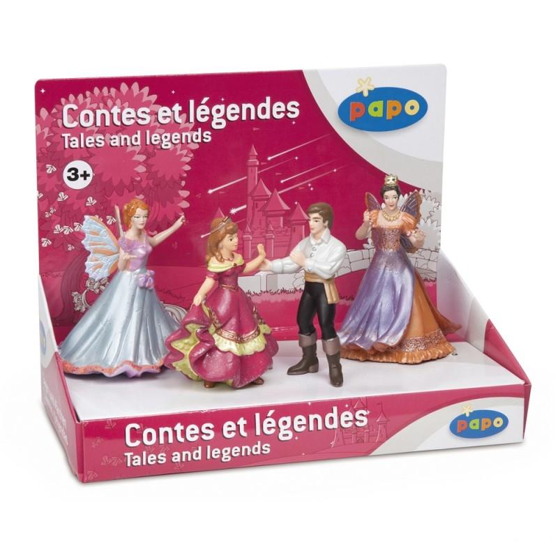 Set figurine-jucarii Papo Basme si legende 1