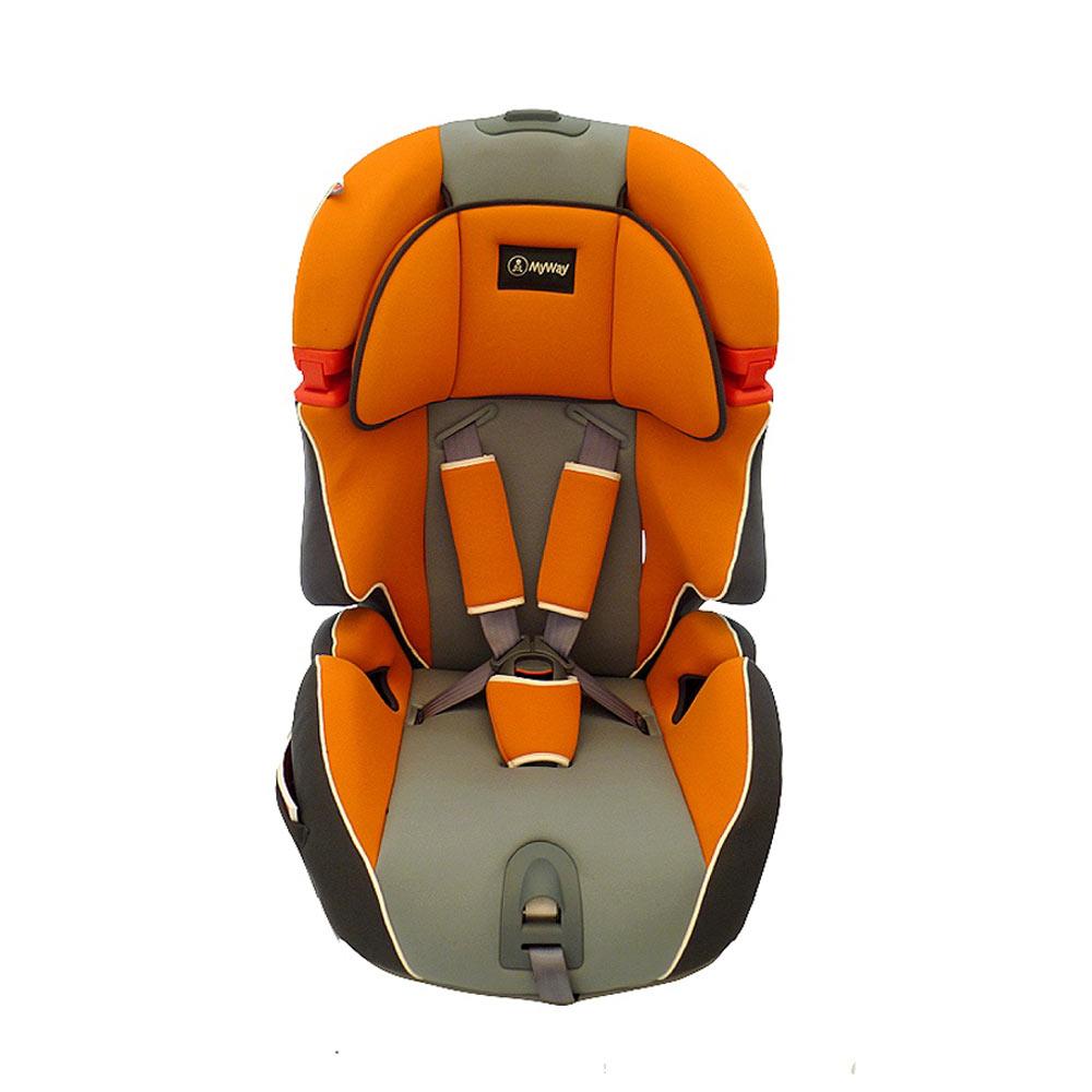 Scaun auto MyWay orange 9-36 kg Kiwy
