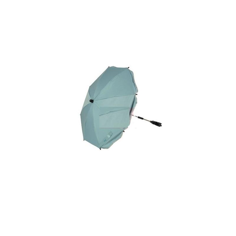 Umbrela pentru carucior 75 cm UV 50+ Silver Fillikid imagine