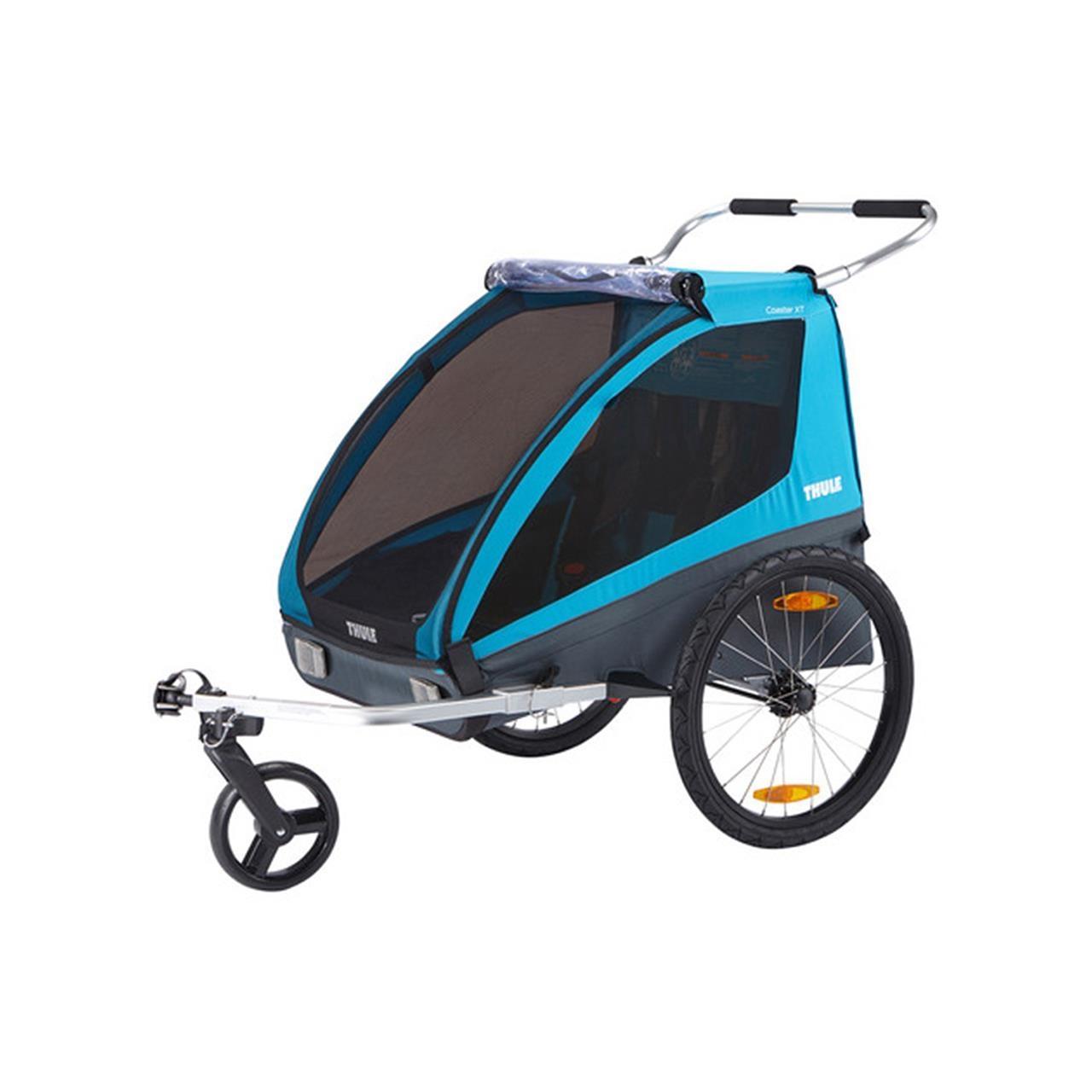 Carucior Chariot Thule Coaster XT Blue 2016